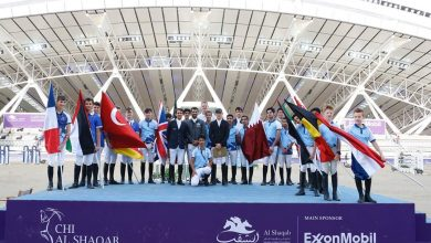 Al Shaqab to host second Internations Camp for young riders