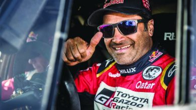 Photo of Home hero Al Attiyah leads quality field for MQCCR