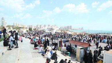Photo of Katara opens doors to enthusiasts for National Sport Day celebrations