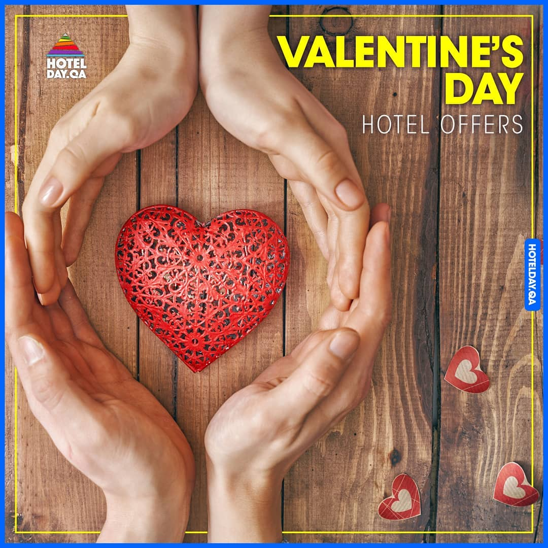Valentine's Day Hotel Offer Listing