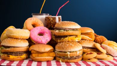 Photo of Junk food diet 'damages part of brain which affects self-control'