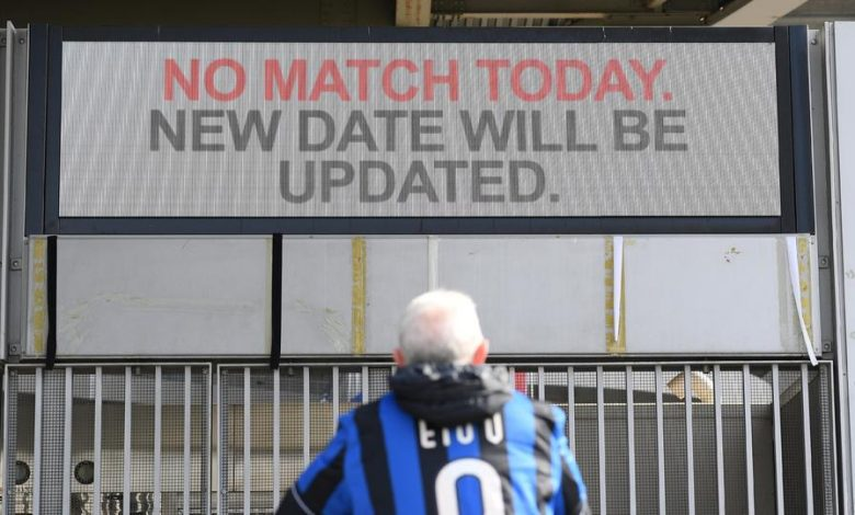 UEFA: all matches to go ahead with fans apart from Inter