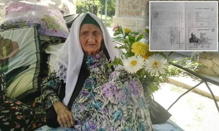 'Oldest woman in the world' dies