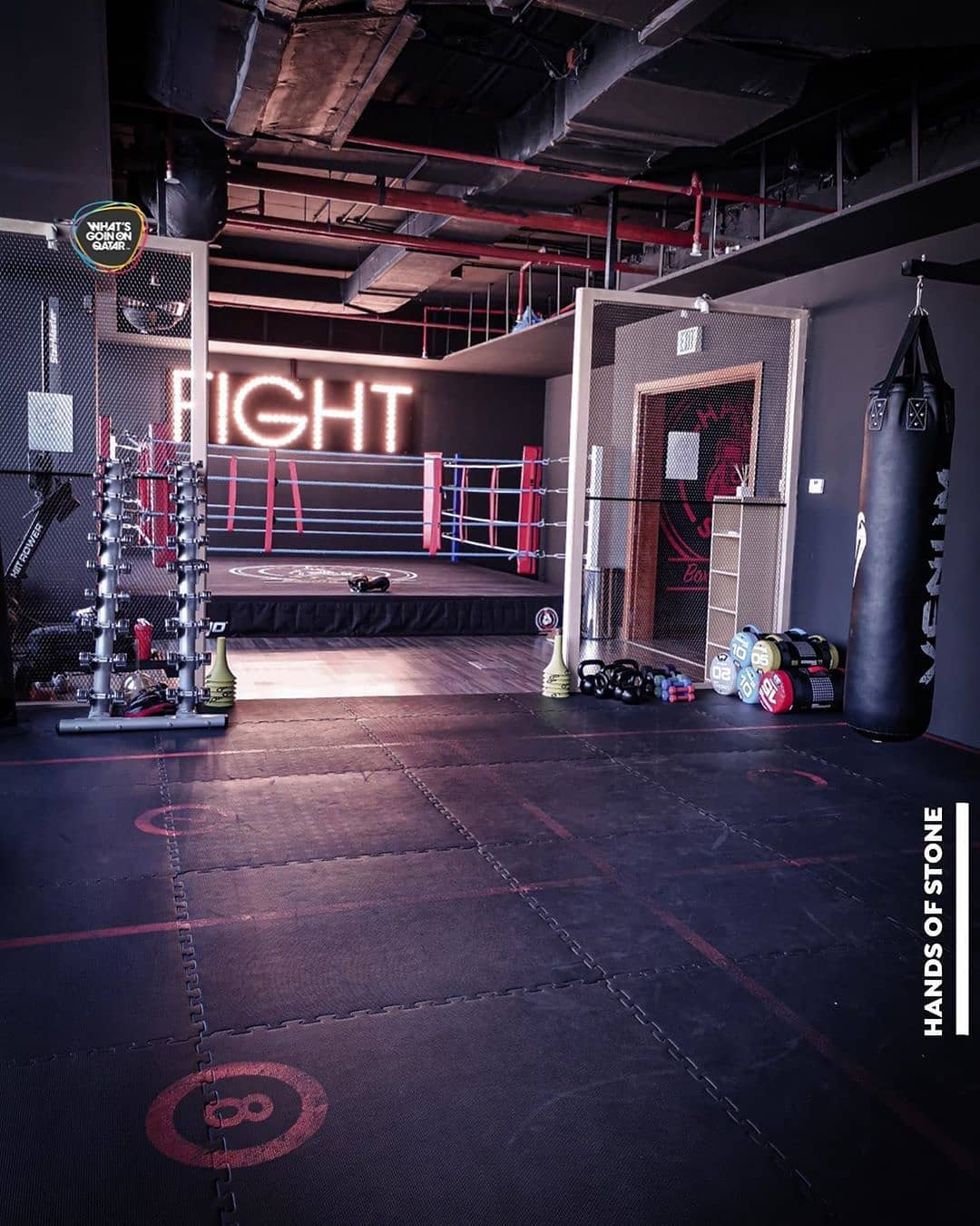 Hands Of Stone Boxing Studio