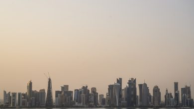 Photo of Dust storm across Qatar; visibility to improve by afternoon