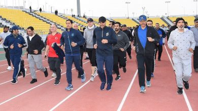 Photo of Prime Minister participates in the activities of National Sport Day