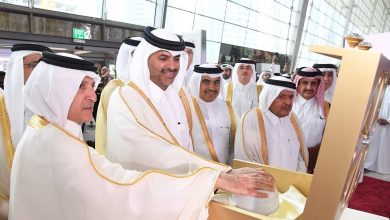 Photo of Prime Minister opens Doha Jewellery and Watches Exhibition