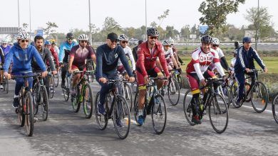 Photo of Prime Minister opens the Olympic cycling track
