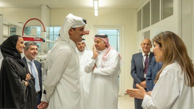 Photo of Amir reviews Qatar Research, Development and Innovation Strategy (QRDI 2030)