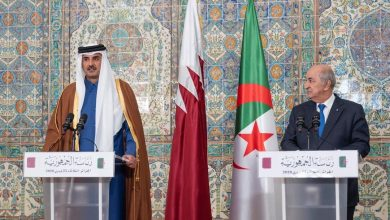 Photo of Amir, Algerian president hold constructive talks