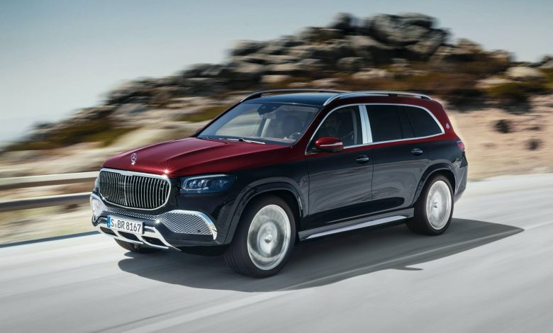 Photo of Mercedes-Maybach GLS 600