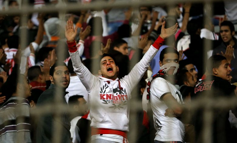 Zamalek and Esperance match will take place in presence of the Tunisian fans only