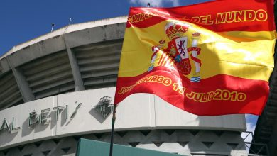 Photo of Spanish football federation announces extension of suspension of matches until further notice