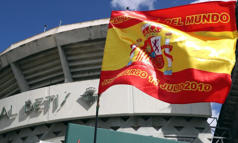 Spanish football federation announces extension of suspension of matches until further notice