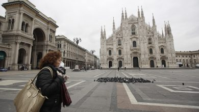 Photo of Italy's coronavirus deaths slow, offering glimmer of hope
