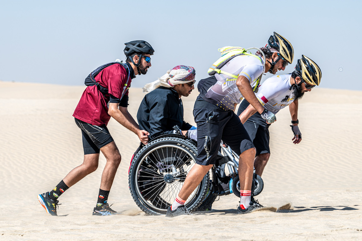 AL ADAID DESERT CHALLENGE 2020 IS THE LONGEST, TOUGHEST AND LARGEST TO DATE