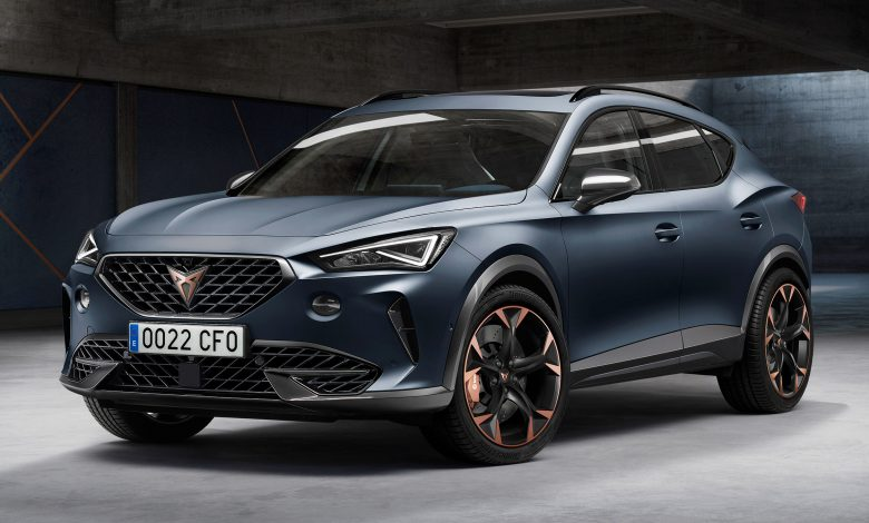 Photo of New Cupra Formentor