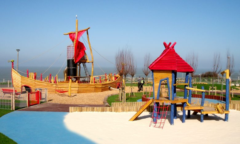 Children's play area inside parks closed: Ministry