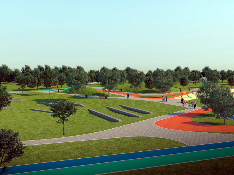 MME and Ashghal: Commencement of Al Daayen Park Development Project