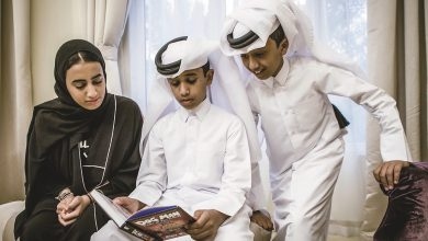 """Photo of """"Qatar Reads"""" continuous its  pioneer initiative """"Reading for the family"""""""