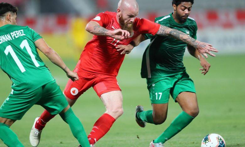 Al Arabi storm into Amir Cup semis with impressive win