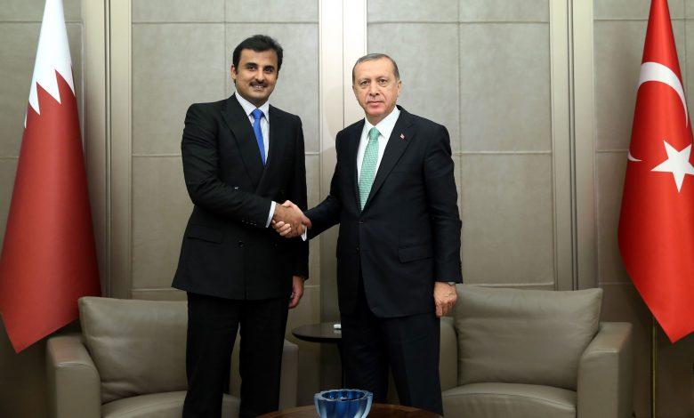 Amir and Turkish President discuss ways to combat Coronavirus
