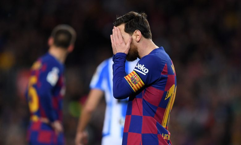 Barcelona to cut player wages due to coronavirus