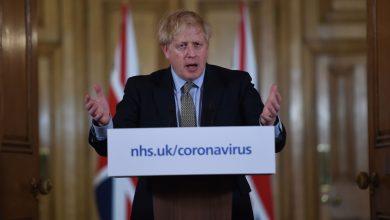 Photo of British Prime Minister tests positive for coronavirus