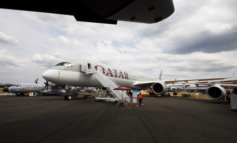 Qatar Airways carried over 100,000 passengers in seven days