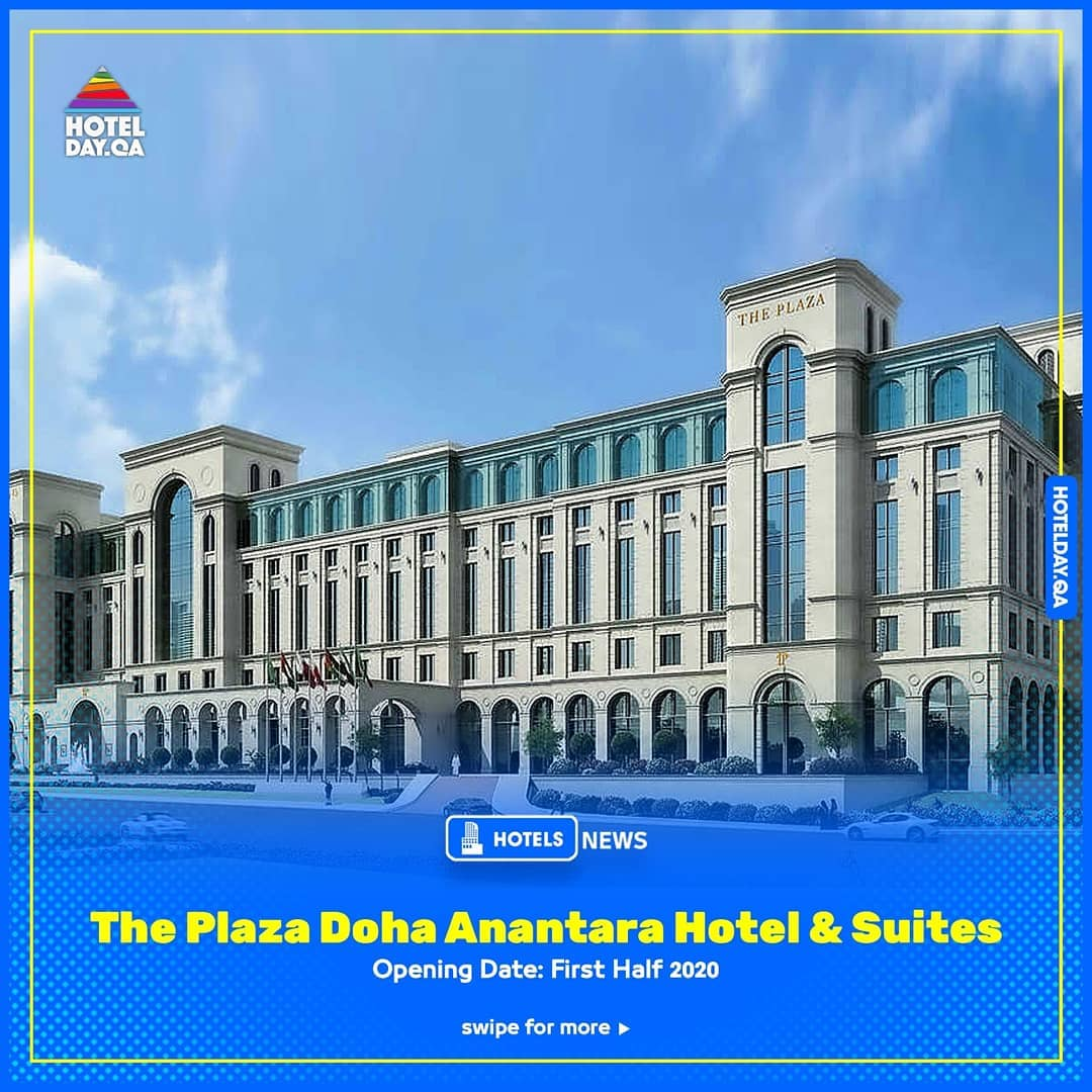 New hotels in Doha, Qatar 2020