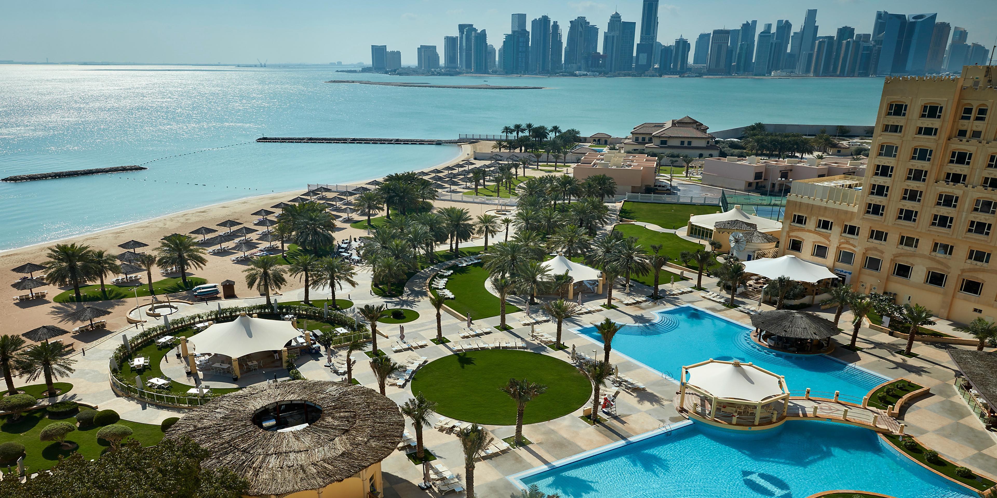 Intercontinental Doha opens its stunning new lobby lounge