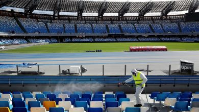 Photo of UEFA decides to hold matches without fans due to coronavirus