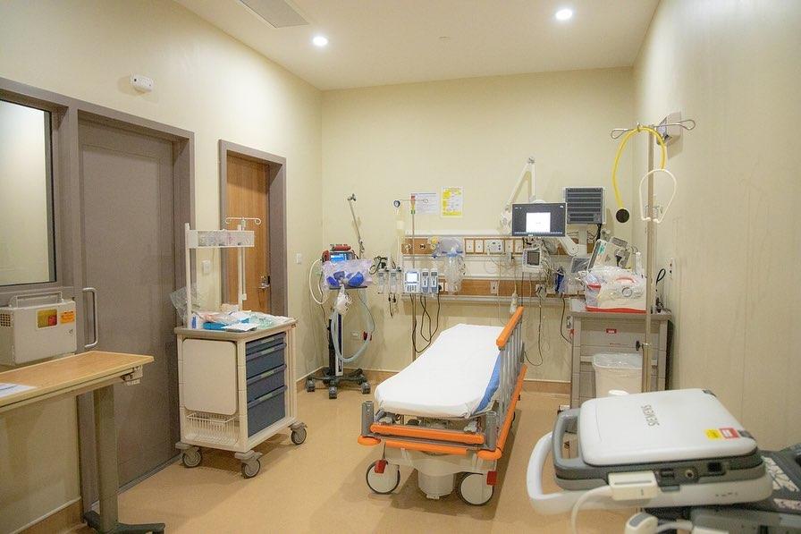 Hazm Mebaireek General Hospital designated as COVID-19 treatment facility
