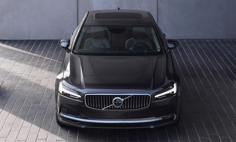 Photo of 2021 Volvo S90