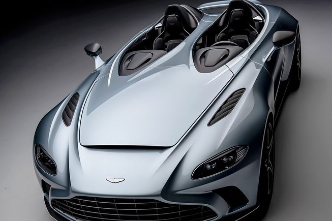 New Aston Martin supercar has no roof or windshield