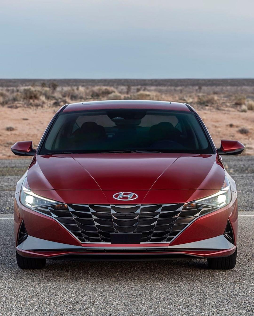 The 2021 Hyundai Elantra