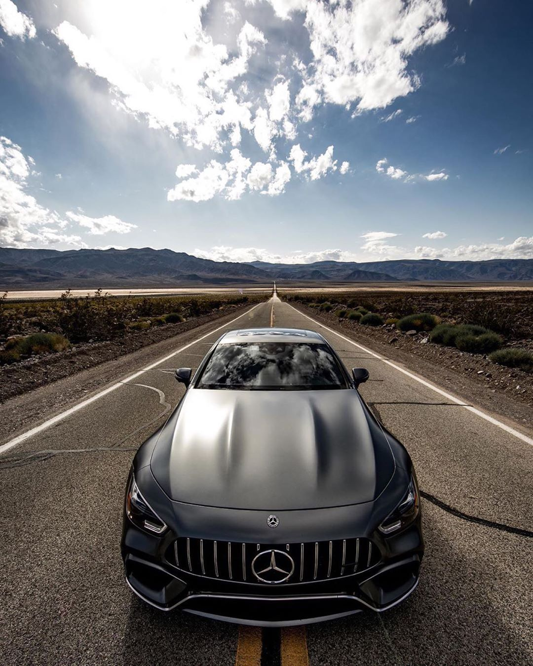 Mercedes-Benz AMG GT63
