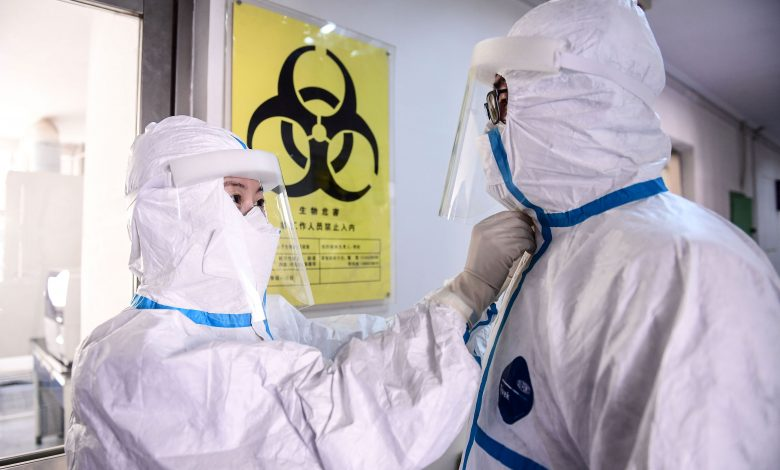 Chinese lab accused of accidental coronavirus leak