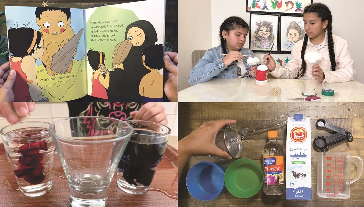 Qatar Children's Museum launches family workshops on social media