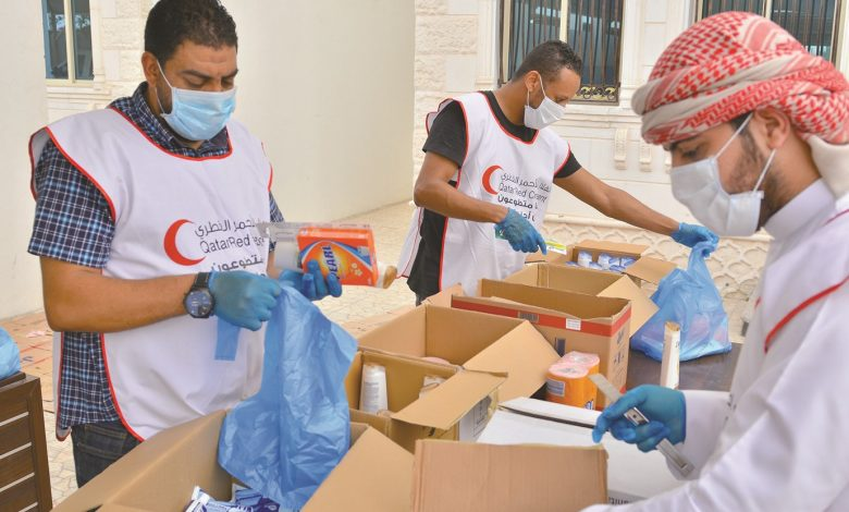 QRCS intensifies medical services against coronavirus