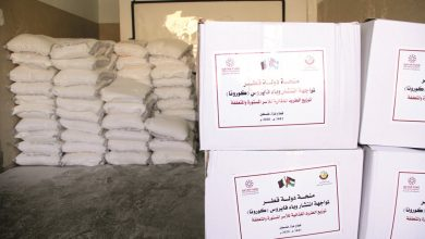 Photo of Qatar panel distributes food parcels to needy Gaza families