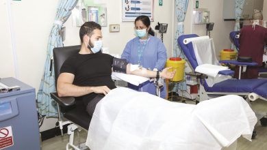 Photo of QIB organises blood donation campaign