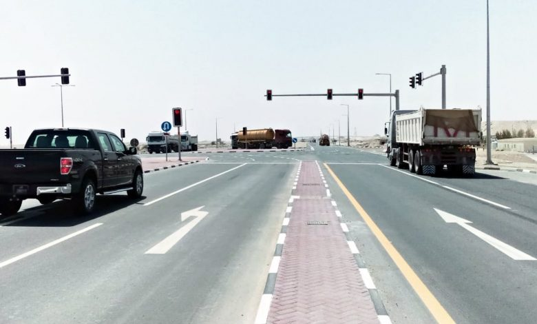 Ashghal Opens Road and Intersection to Improve Connectivity with Al Sailiyya Wholesale Market