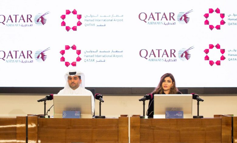 HIA and Qatar Airways affirm eagerness to take all COVID-19 preventive measures