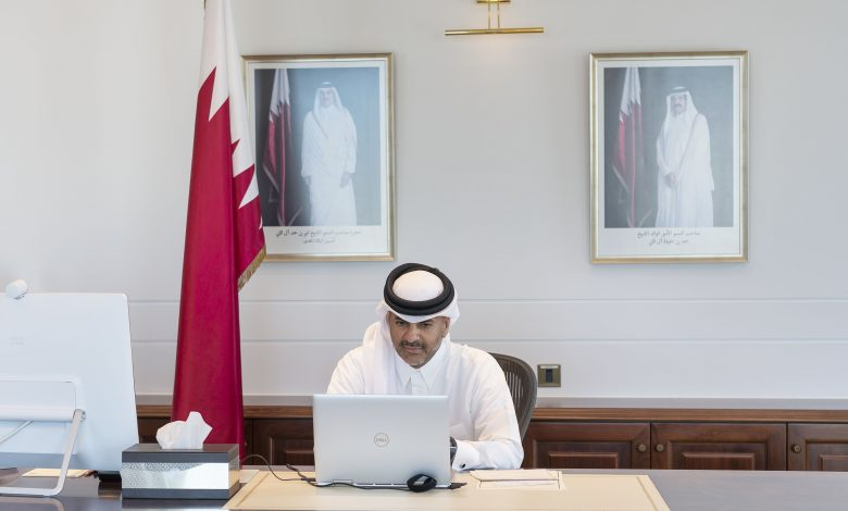 PM participates in emergency meeting of GCC Interior Ministers