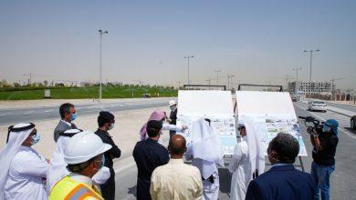 Qatari Diar opens Abrouq, Umm Samra roads