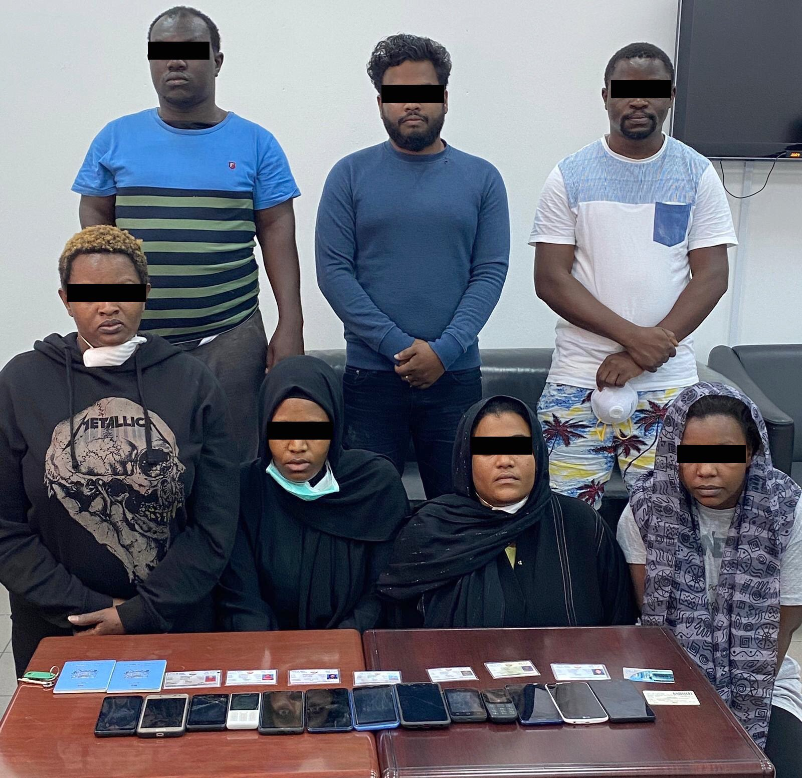 Ministry arrests gang of seven for helping maids run away from sponsors