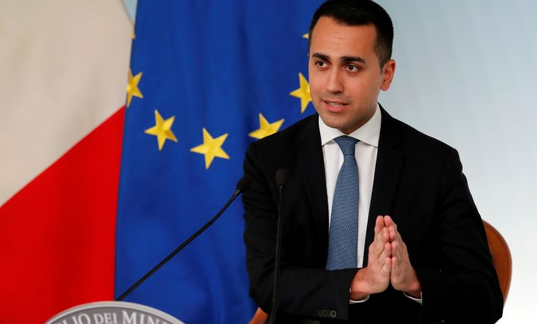 Italian FM thanks Qatar for donating two field hospitals