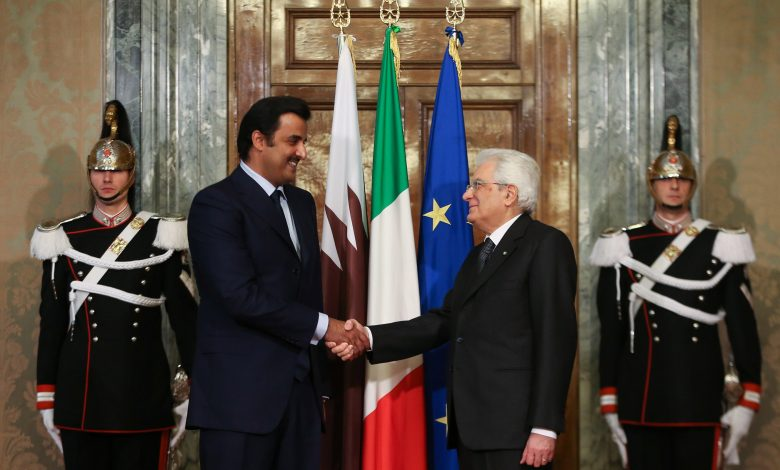 Qatar & Italy: Example of friendship, human relationships in adversity