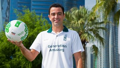 Photo of Xavi and his wife donate one million euros to a hospital in Barcelona to fight coronavirus